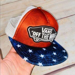 VANS Ball Cap 🧢 Like New!